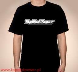 T-Shirt Top End Power wer. 2 (czarny)